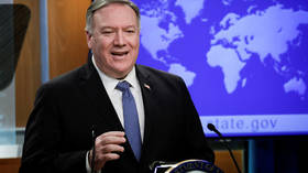 What war crimes? Pompeo promises to 'protect' Americans from 'renegade' ICC probe into US military in Afghanistan