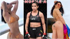 Polyana Viana: Brazilian crime-fighting Instagram star aims for return to winning ways inside the cage at UFC 248