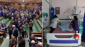 'Nurses save lives, MPs tell lies': Backlash as UK MPs get a raise in wages to an eye-watering £82,000