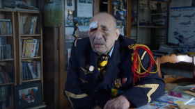 Normandy landings veteran René Billottet is waiting for your letters