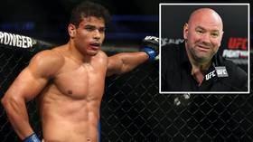 'That's not how this works!': Dana White reveals Paulo Costa tried to use FAKE doctor to get cleared to fight Israel Adesanya