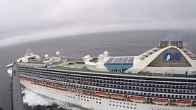 21 coronavirus cases confirmed aboard cruise ship docked off California as Trump mulls whether to let passengers disembark
