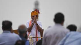 No need to panic: Modi urges world to embrace 'Namaste' greeting instead of handshakes to fight coronavirus