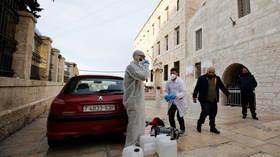 15 Americans quarantined in Bethlehem as Israel & Palestine struggle to stop coronavirus spread