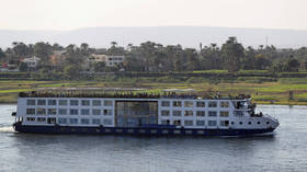 Danger cruises: Dozens infected with Covid-19 on ANOTHER quarantined ship – this time on Egypt's Nile