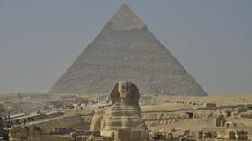 Death on the Nile: Iconic pyramid in Giza becomes scene of SUICIDE after Egyptian man jumps