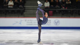 'Pain is your price for victory': Russian sensation Kamila Valieva on record-breaking win at figure skating Junior Worlds