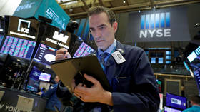 Now it's America's turn: Dow opens 7% down after day of markets falling worldwide