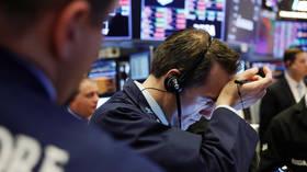 Trump says crashing markets good for consumers, blames Russia, Saudi Arabia and Fake News