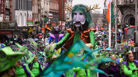 Irish government cancels St. Patrick's Day parade over coronavirus fears