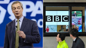 Is he a scientist? Is Greta? BBC sparks row after allowing Farage to voice coronavirus views