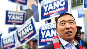 Going native at CNN? Yang kicks off firestorm by endorsing Biden