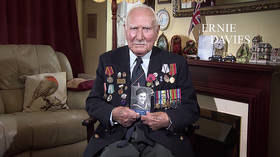 Arctic convoy veteran Ernie Davies is waiting for your letters
