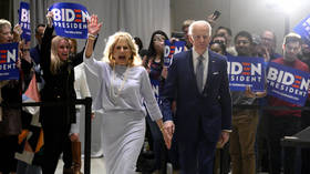 Never reconciled to her 2016 defeat Hillary Clinton could try to make it to White House using Joe Biden's 'cognitive decline'