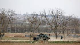 Greece denies report of secret 'detention center' for migrants near Turkish border