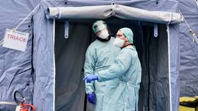 'Ability to help may reach limit': Italian doctor says medics 'exhausted' helping isolated patients amid coronavirus pandemic