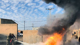 2 US servicemen & 1 Royal Army member killed, 12 people wounded in rocket strike on Camp Taji in Iraq