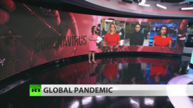 EU travel banned, NY town contained & stocks plummet as coronavirus spreads
