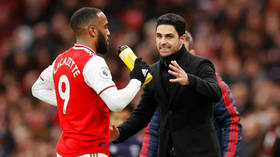 Arsenal manager Arteta tests positive for Covid-19, forcing football team into self-isolation