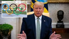 'Absolutely not': Japan reacts to Donald Trump's calls to postpone Olympics amid coronavirus pandemic