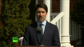 No word on test: Trudeau tells Canadians he has 'no symptoms & feeling good' after wife tests positive for Covid-19