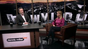 Dennis Miller sits down with Cheryl Hines from 'Curb Your Enthusiasm'