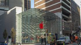 Apple shuts all stores outside Greater China in coronavirus crackdown