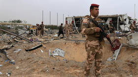 Iraqi military confirms attack on Taji base, says it shouldn't be pretext for foreign ops on its soil
