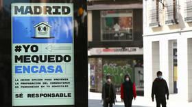 Spain to enter nationwide LOCKDOWN as coronavirus crisis prompts 'drastic' measures