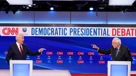 'Will CNN call him xenophobic now?' Biden says Covid-19 is like 'attack from abroad' after Trump was slammed for 'foreign virus'