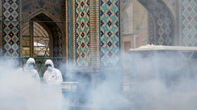 Top Iranian cleric among those tasked with choosing supreme leader succumbs to coronavirus infection
