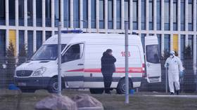 Patient ESCAPES from Moscow coronavirus hospital, chief doctor slams 'ignorant behavior'