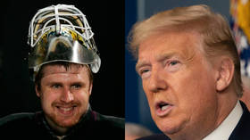 'Trump can say things that others are afraid to voice': Stanley Cup winning goaltender Ilya Bryzgalov backs US president