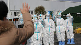 US military 'did not give it to ANYBODY', coronavirus came from CHINA: Trump gets involved in bioweapon conspiracy spat
