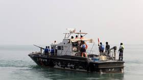 Saudi-led coalition destroys 2 explosives-laden boats in Yemen – report