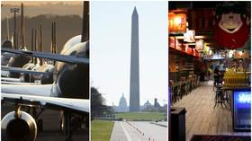 Airlines, hospitality, entertainment: How many businesses will DIE in the hardest-hit industries during the Covid-19 crisis?