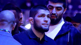 UFC 249 dealt seemingly fatal blow as Russia TOTALLY locks down borders... appearing to trap Khabib in country