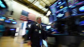 US stock markets crash as coronavirus hammers global economy
