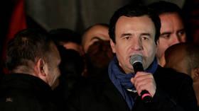 Kosovo PM sacks interior minister amid disagreements over moves to fight coronavirus