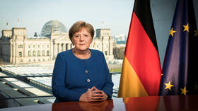 Merkel calls coronavirus 'greatest challenge since WWII' in rare address urging German solidarity