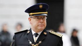 Prince Albert of Monaco tests POSITIVE for Covid-19