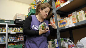 'Soul-destroying': UK foodbank broken into and 'ransacked' as Covid-19 outbreak provokes panic over supplies