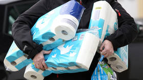 Dutch PM boasts Netherlands has so much toilet paper 'we can sh*t for 10 years'