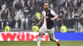 Gone-zalo! Juventus star Gonzalo Higuain 'breaks Italian quarantine' to return home to Argentina