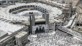 Saudi Arabia limits worship at Mecca & Medina mosques, risking tighter crowds amid coronavirus pandemic