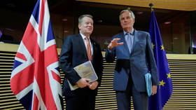 Test for Brexit immunity? UK top negotiator self-isolates after EU counterpart tests positive for Covid-19