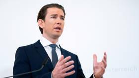 'Hold tight': Chancellor Kurz says Austria will extend coronavirus restrictions until mid-April