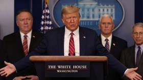 'I don't think so': Trump skeptical of national coronavirus lockdown