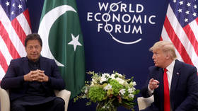 Pakistan's PM Khan calls for lifting of Iran sanctions amid global virus crisis