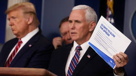 Mike Pence staffer tests positive for coronavirus, had no 'close contact' with Trump – White House